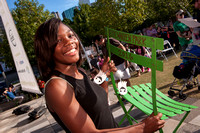 4th Anniversary Fest at Klyde Warren Park 2016